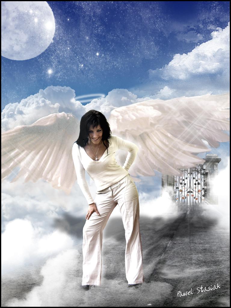 angel in heaven by sonicrider69 on deviantart