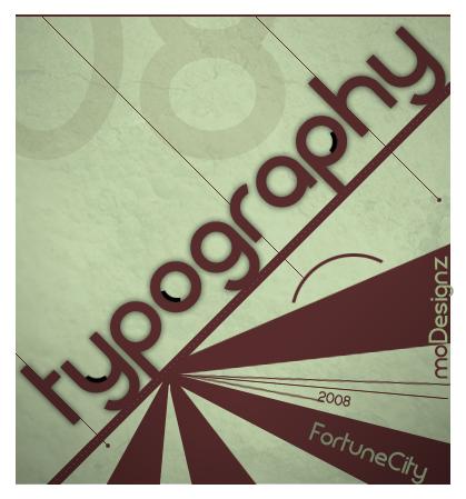typography V3 by moDesignz