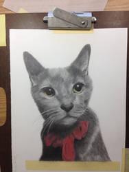 Becky (memorial portrait)