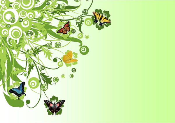 Butterfly Fantasy Wallpaper by matureconfessions