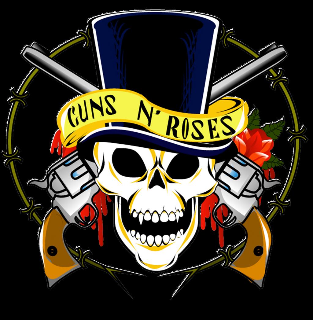 guns n roses logo - 884×904