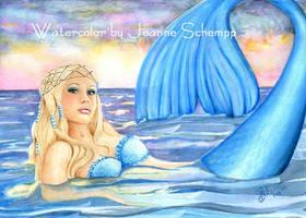 :Mermaid: by B0RN2BWILD