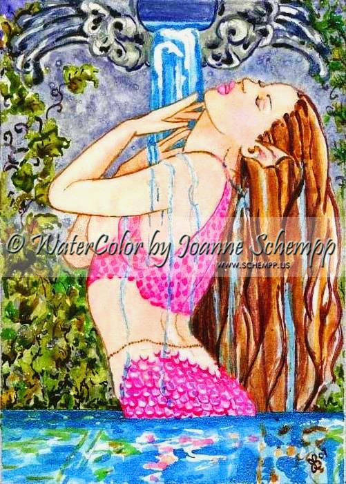 Erista Mermaid by B0RN2BWILD