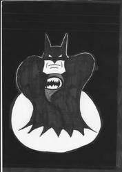 the dark knight by billyfar32