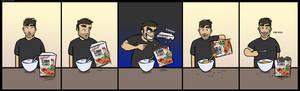 Sylar: Cereal Killer