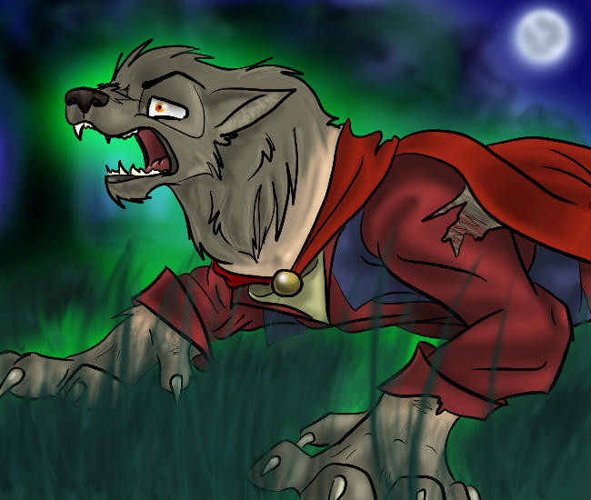 Anime Werewolf Transformation Pictures to Pin on Pinterest ...
