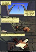 Going Postal Comic: Pg 1 by crewwolf