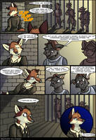 Going Postal Comic: Pg 3 by crewwolf