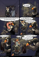 Going Postal Comic: Pg 6 by crewwolf