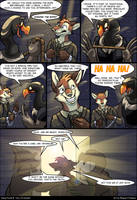 Going Postal Comic: Pg 7 by crewwolf