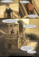 Going Postal Comic: Pg 8 by crewwolf