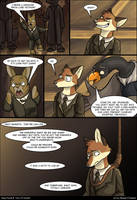 Going Postal Comic: Pg 11 by crewwolf