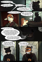 Going Postal Comic: Page 13 by crewwolf