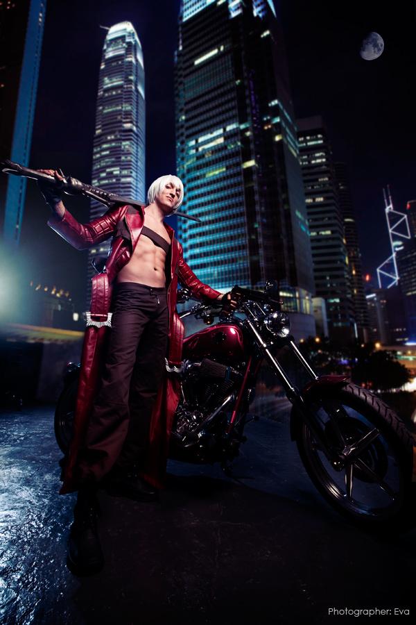 Dante - Devil May Cry 3 by Sinitar-des