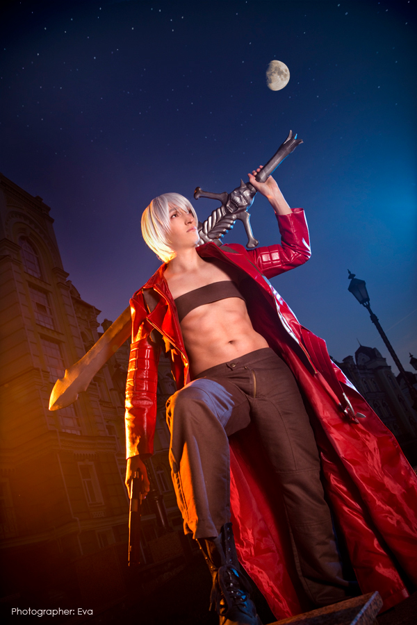 Dante - Devil May Cry 3 by Sinitar-des