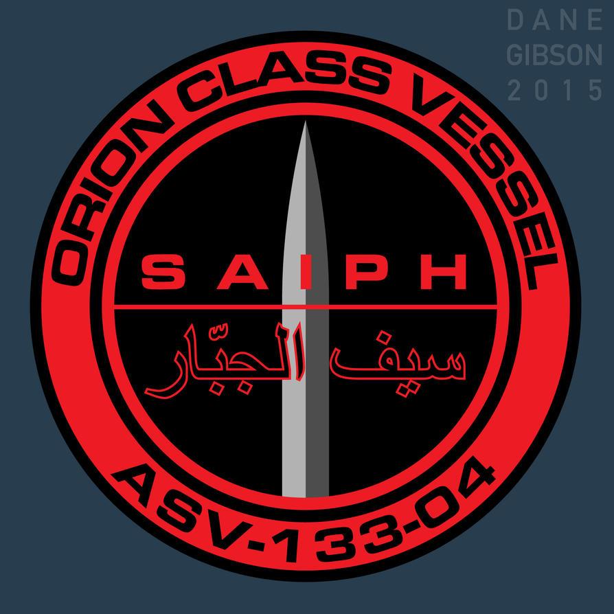 Saiph (ASV-133-04)(no canon) by FlyingBoxHead