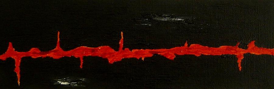 Vital Red Line by DilanSarioglu