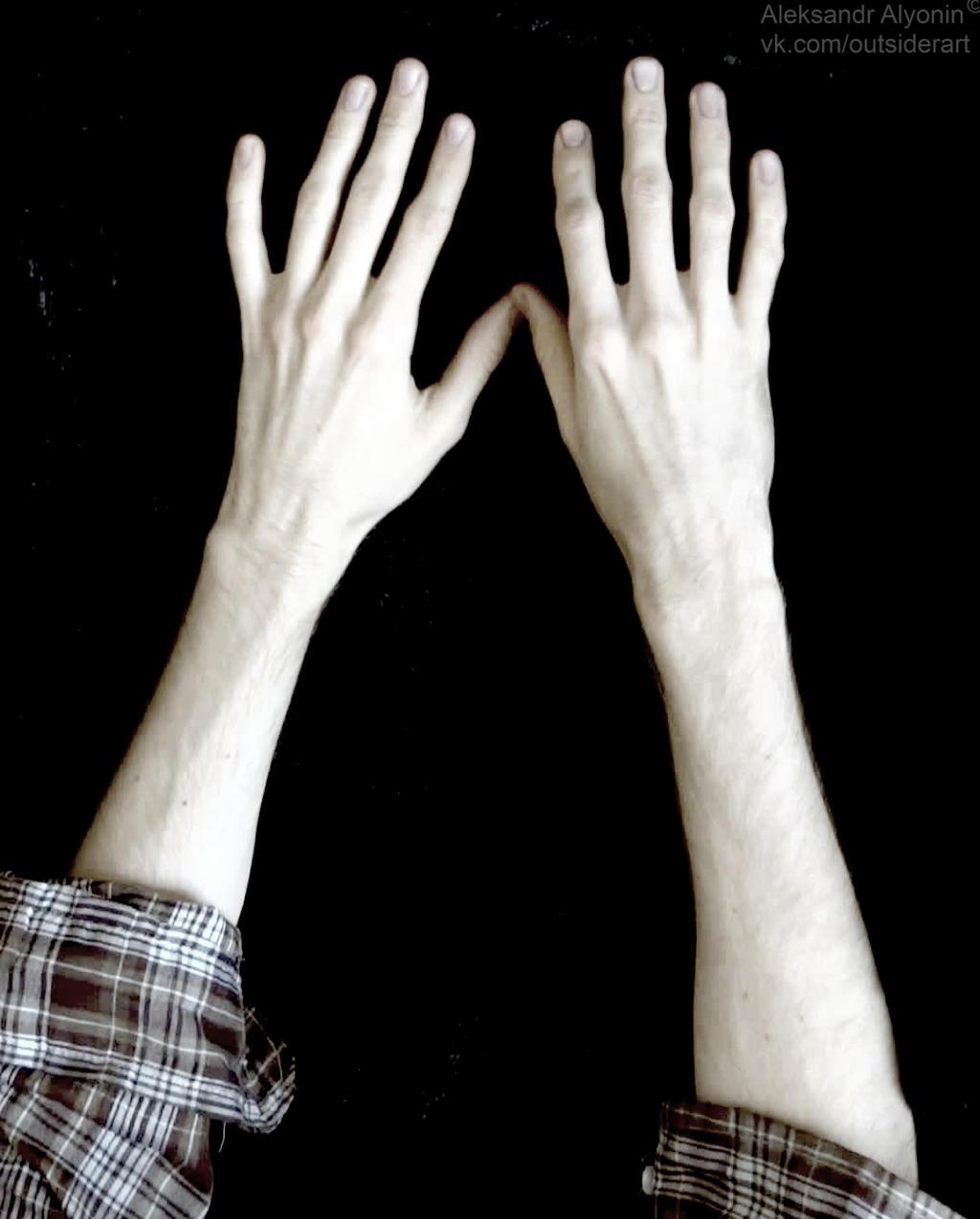 Как на руках сделать пальцы длиннее и тоньше