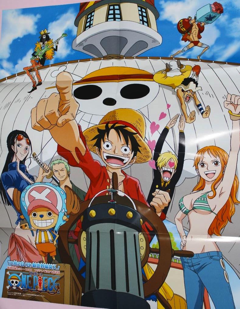 ZettoXInfernape One Piece Anime New World Arc By