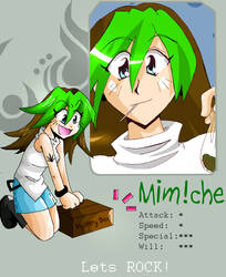 Mimi's Weed- Pixlid by Mimiche