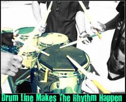 Drumline Rhythm