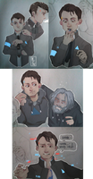 [Detroit: Become Human] Sent by CyberLife