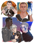[Detroit: Become Human] People