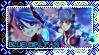 Blue Girl fan DA stamp by xXJudaiYukiwashere64