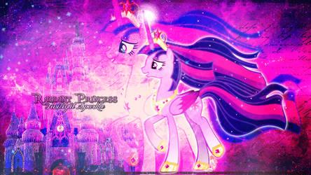 Radiant Princess of Friendship