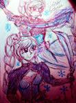 wEiSS ScHnee Pen sketches