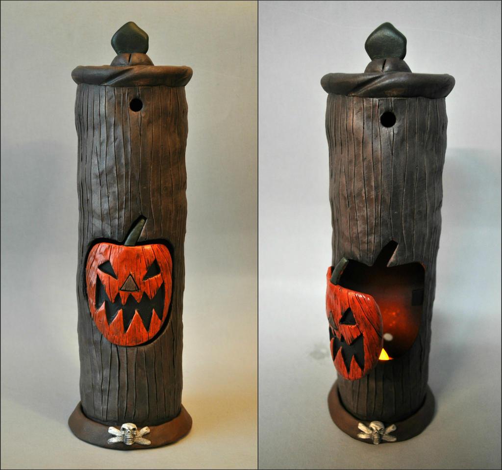 Nightmare Before Christmas \'Halloween Tree/Door\' by Mace-X on DeviantArt