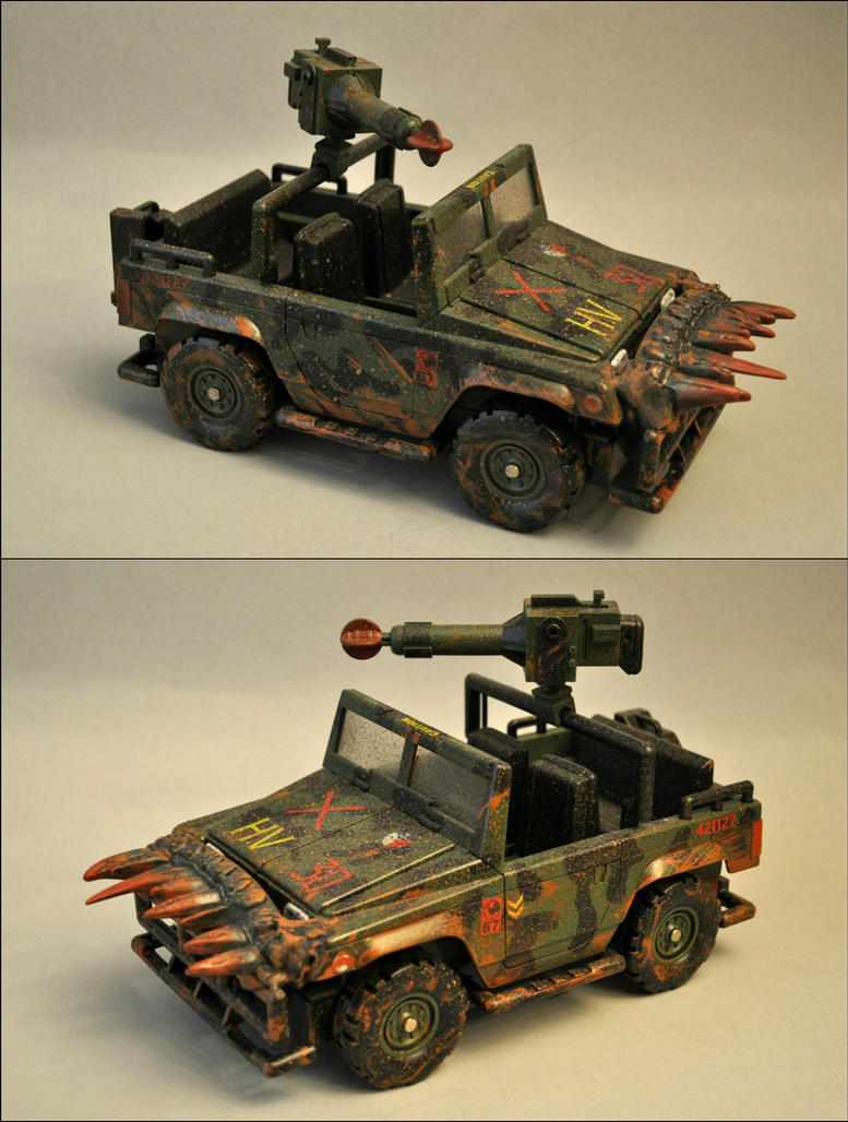 Boxcar (Apocalypse Grunt Car) by Mace-X