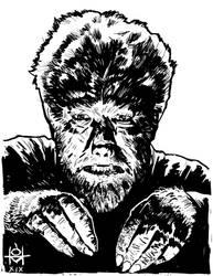 The Wolfman (Lon Chaney Jr.)