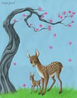 Spring Begins by kookybat