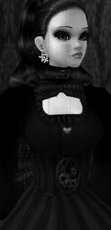 ?+?Bizenghast: Dinah?+? by Hytura