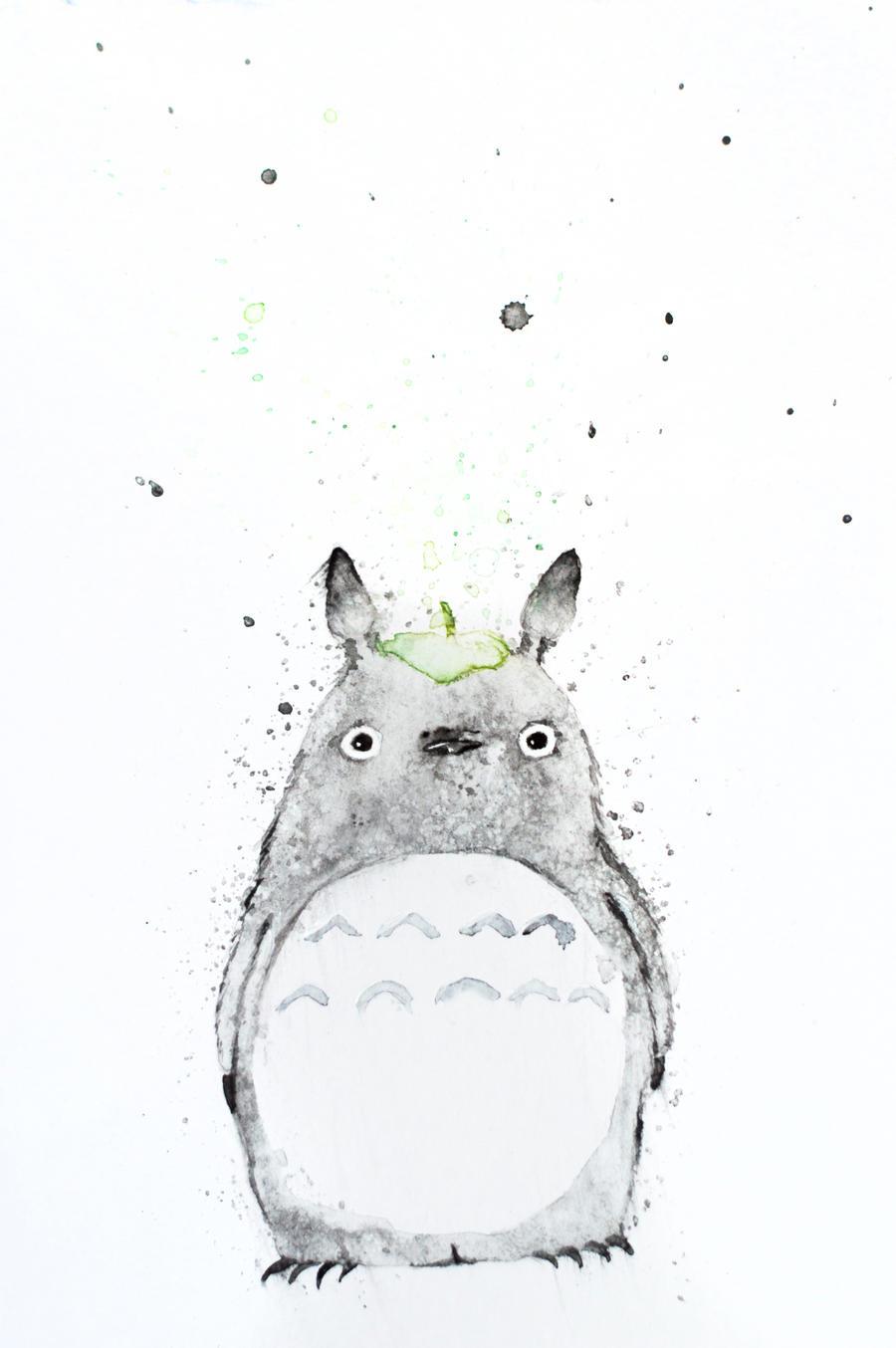 Totoro by MirielDesign