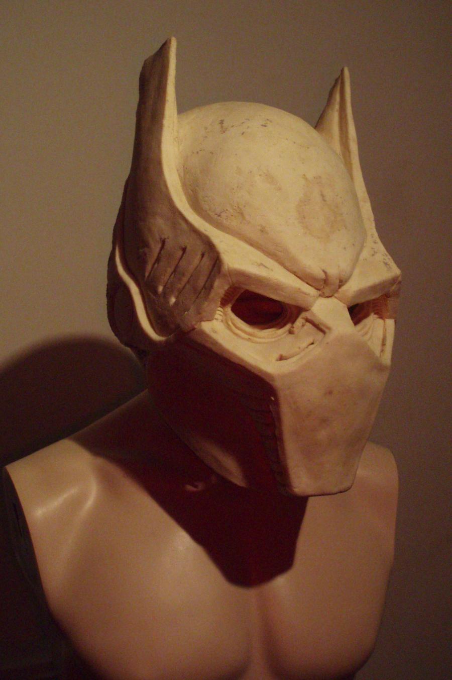 Batman consept mask by lionback