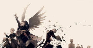 The wings of Prussia
