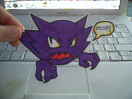Haunter by DrugFreeJess