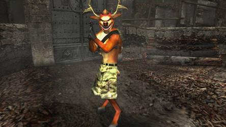 Bambo now in Resident evil 4 (mod)