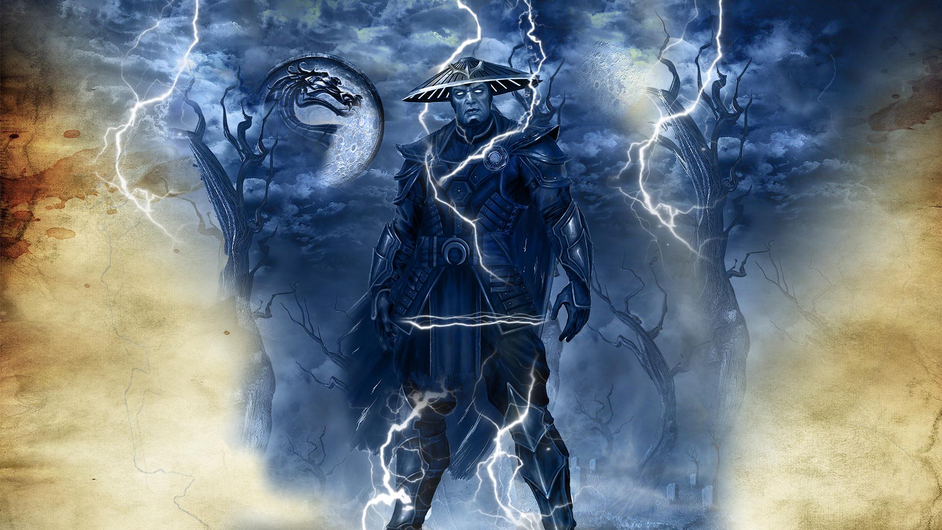 Mortal Kombat Raiden by kyveMortal Kombat 10 Raiden