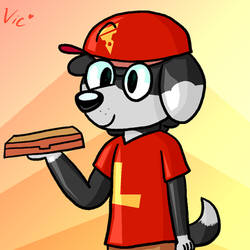 Delivery Boi by TeeHeeVE