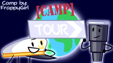 Camp TOUR Poster