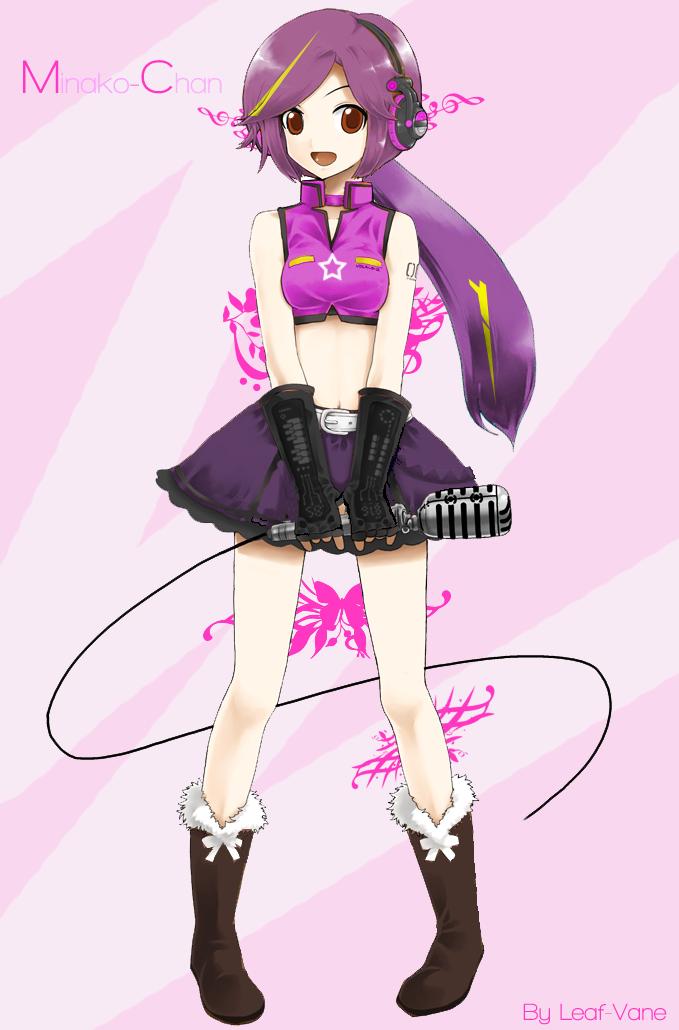 Minako-Chan by Leaf-Vane