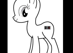 Nes- Cutie mark. Image