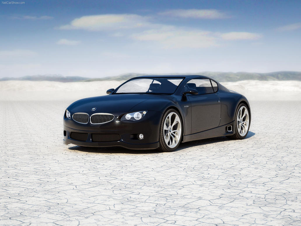 BMW M-Zero Concept by taghi on DeviantArt