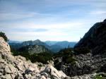 Austrian Alps Mountains