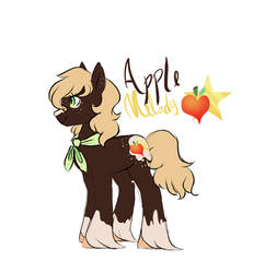 Apple Melody by TrapGurl