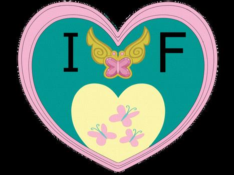 I Love Fluttershy By Katarakta4 (gubbygums4)