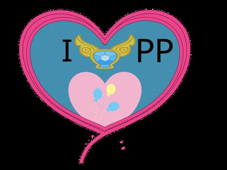 I Love Pinkie Pie By Katarakta4 (gubbygums4)